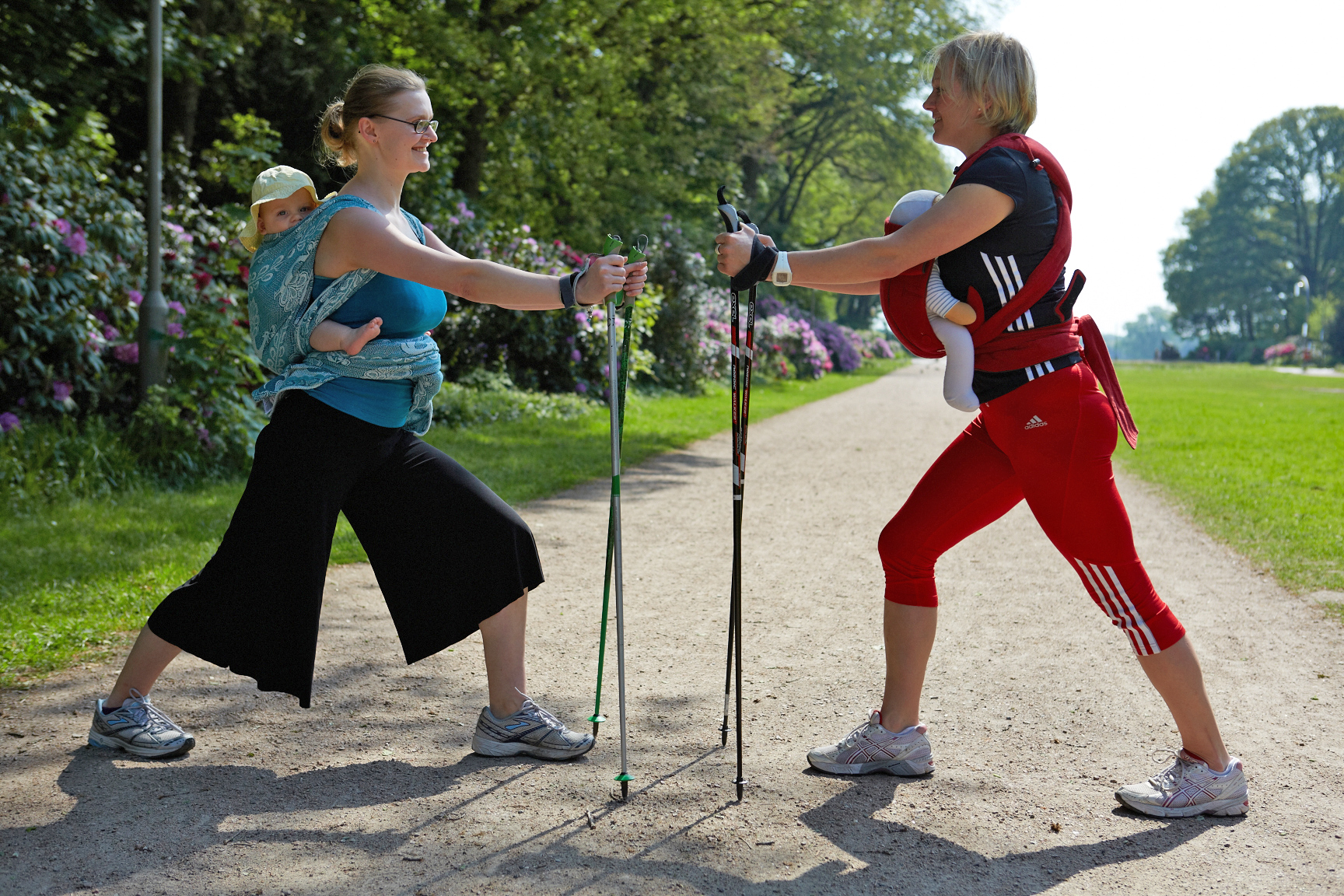 Nordic Walking plus Baby